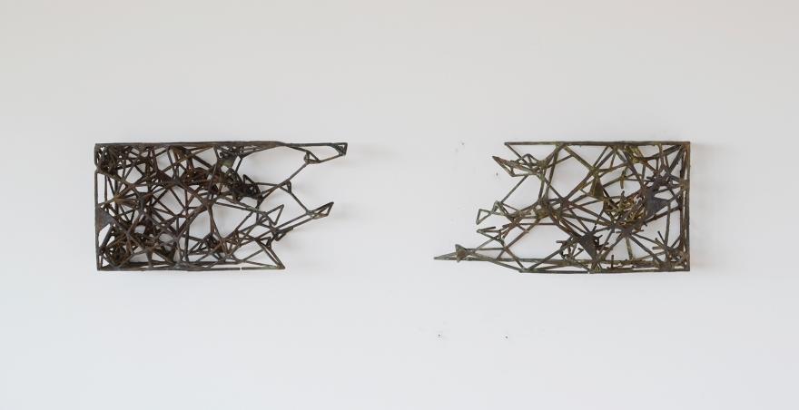 Daniel-Domingo-Schweitzer,-Fractales,-2016,-bronce,-95-x-20,5-x-10-cm-web